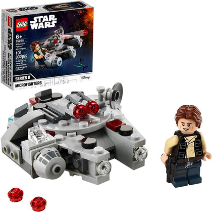 LEGO Star Wars 75295 Millennium Falcon™ Microfigher, New 2021 (101 Pieces)