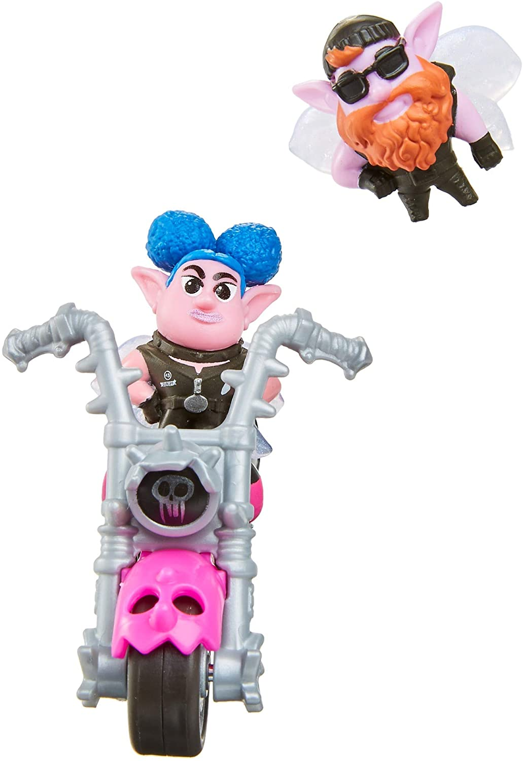 Disney Pixar Onward Minis Sprites & Motorcycle Figure 2-Pack