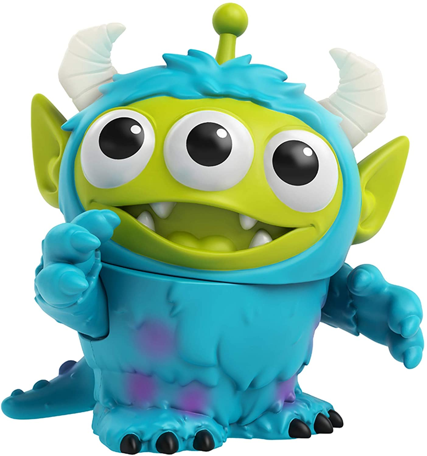 Disney Pixar Alien Remix Sulley Figure