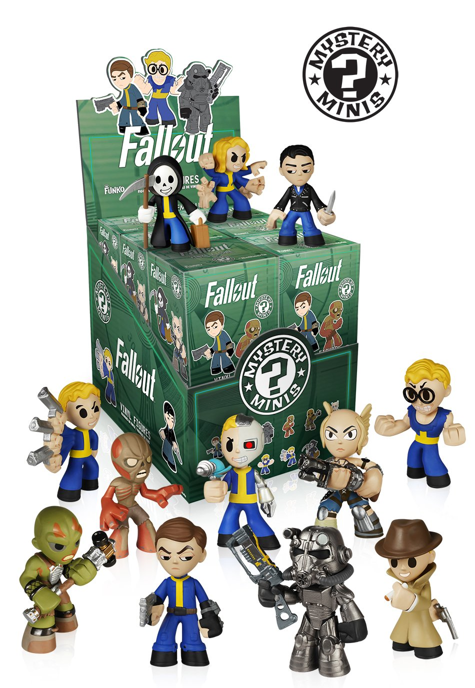 Funko Fallout Mystery Mini - One Figure