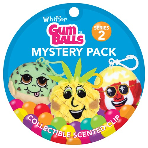 Whiffers Gumball Mystery Pack Series 2
