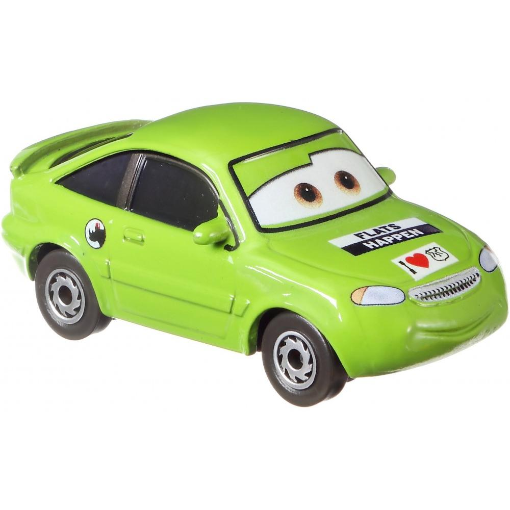 Disney Pixar Cars Movie Character - Nick Stickers