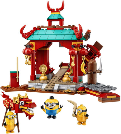 LEGO Minions: Minions Kung Fu Battle (75550), New 2021 (310 Pieces)