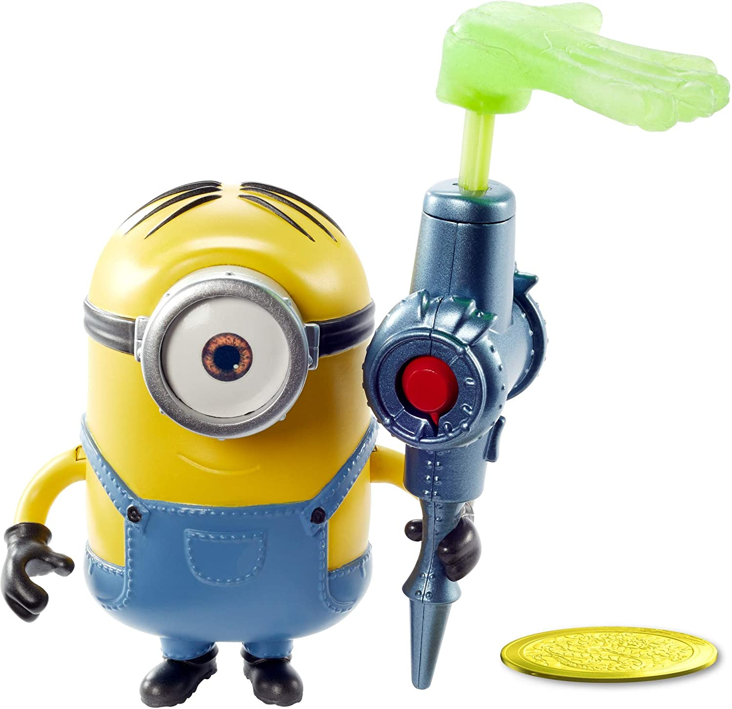 Minions Mischief Makers Stuart Sticky Hand