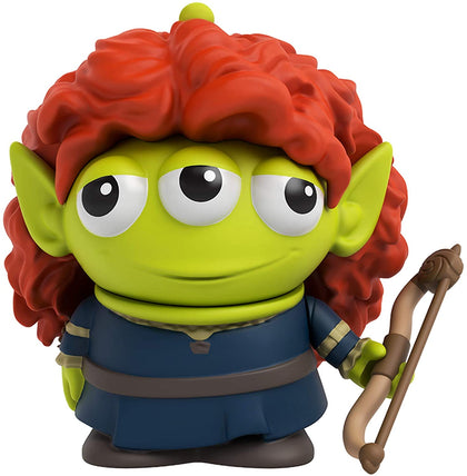 Disney Pixar Alien Remix Merida Figure