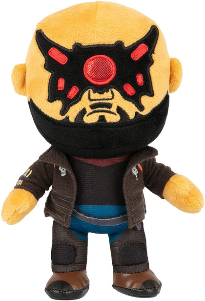 JINX Cyberpunk 2077 M8Z Royce Plush Stuffed Toy, Multi-Colored, 8.75
