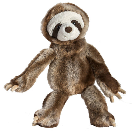 Mary Meyer Fabfuzz Slowmo Sloth Soft Toy Friend