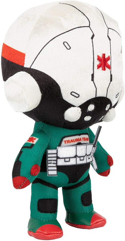 JINX Cyberpunk 2077 M8Z Trauma Team Security Specialist Plush Stuffed Toy, Multi-Colored, 8.75