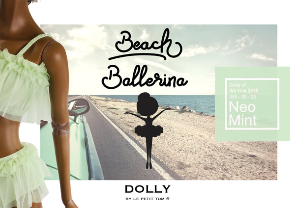 OMG! THREE NEW SS20 COLLECTIONS from DOLLY !!!