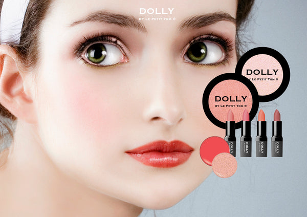 COMING SOON : DOLLY's Magical Makeup!  - Be(come)  DOLLY Tutorial