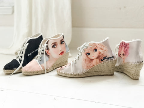 Dolly Girl Shoes – DOLLY by Le Petit Tom ®