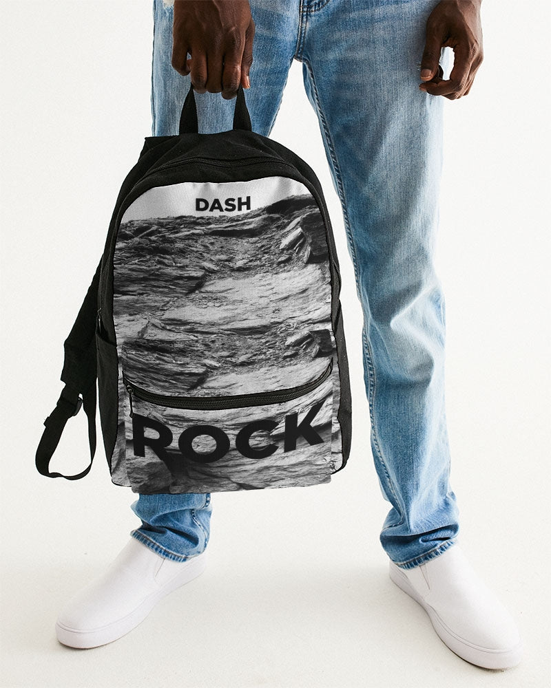 DASH ROCK Small Canvas Backpack