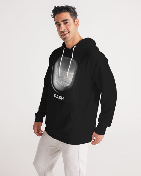 DASH AWAY PLANE WINDOW Men's Hoodie