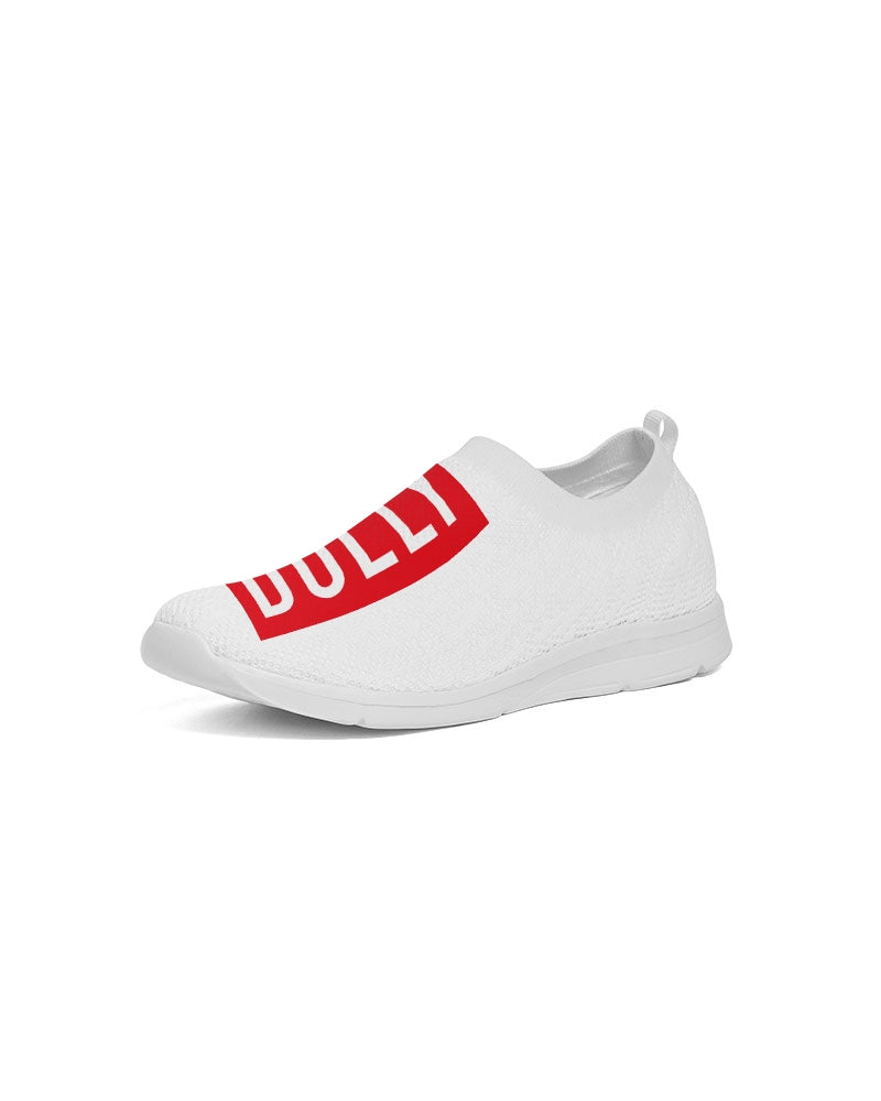 DOLLY RED LOGO Women's Slip-On Flyknit Shoe
