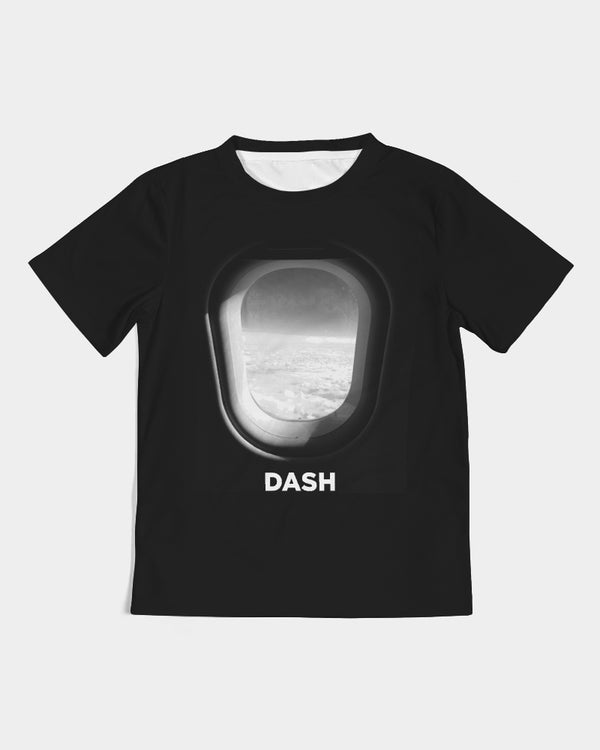 DASH AWAY PLANE WINDOW Kids Tee