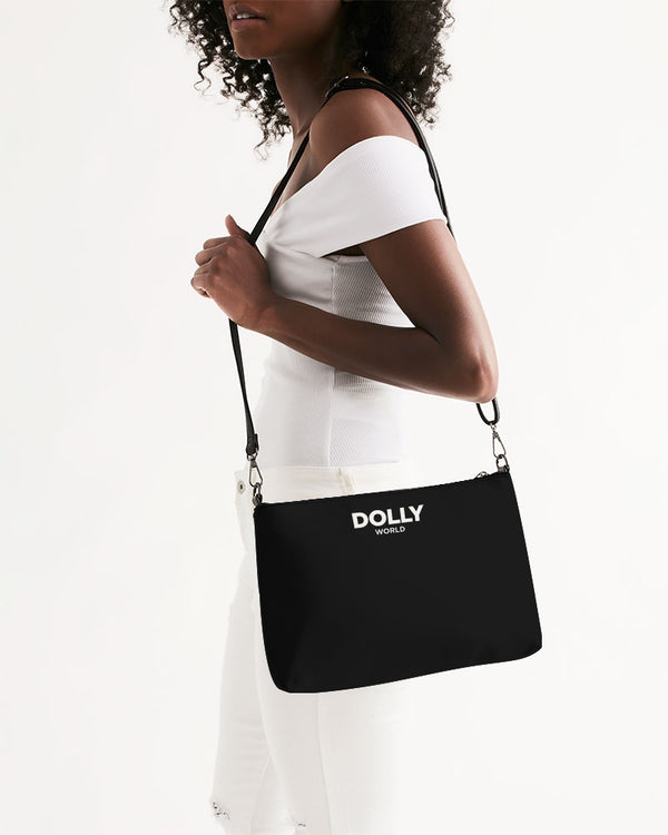 DOLLY WORLD BLACK Daily Zip Pouch