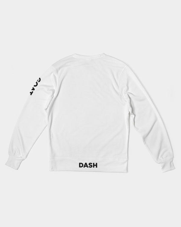DASH G.O.A.T. ( Greatest Of All Time)  Men's Classic French Terry Crewneck Pullover
