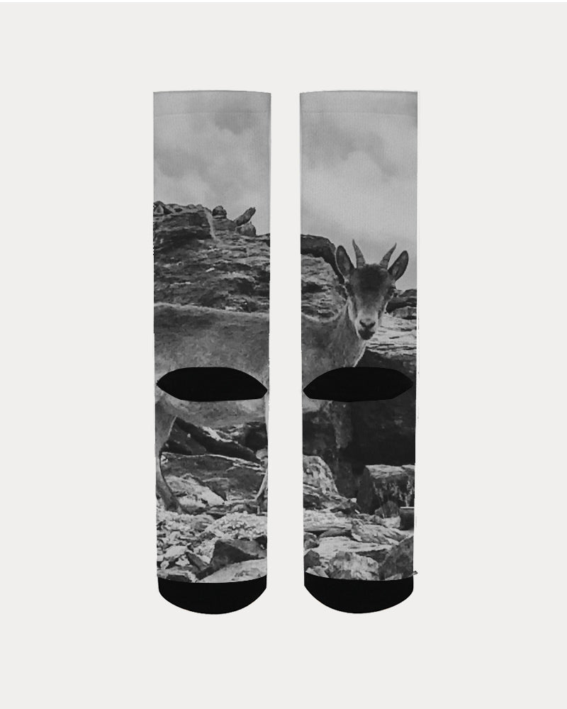 DASH CAMO CAPRICORN Men's Socks