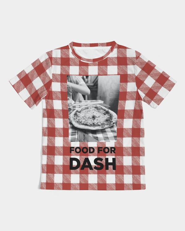 FOOD FOR DASH  Kids Tee