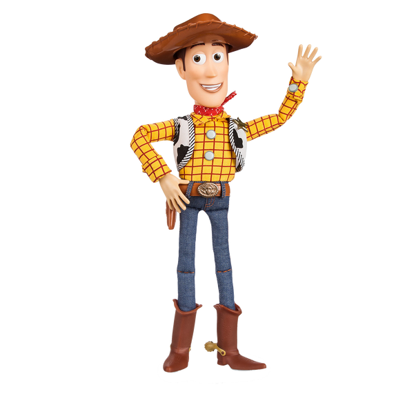 Toy Story Woody Original Talking Doll Woody pop - Interactive
