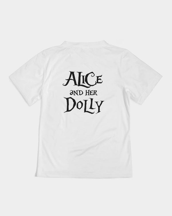ALICE AND HER DOLLY Kids Tee