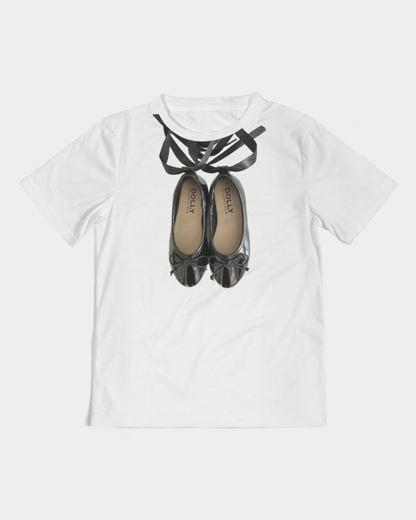 DOLLY BLACK BALLERINAS Kids Tee