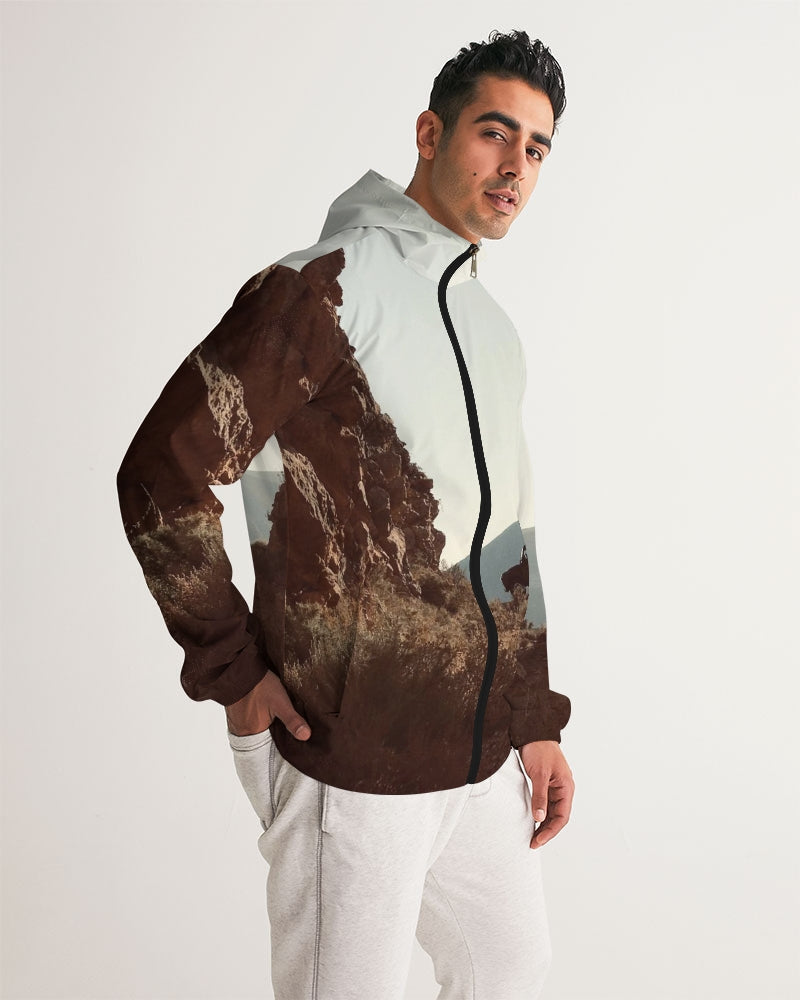 DASHVENTURE Men's Windbreaker