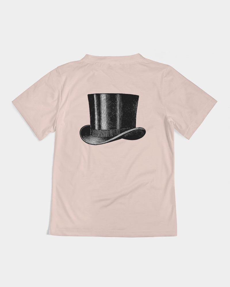 I'M NOT MAD BALLET PINK Kids Tee