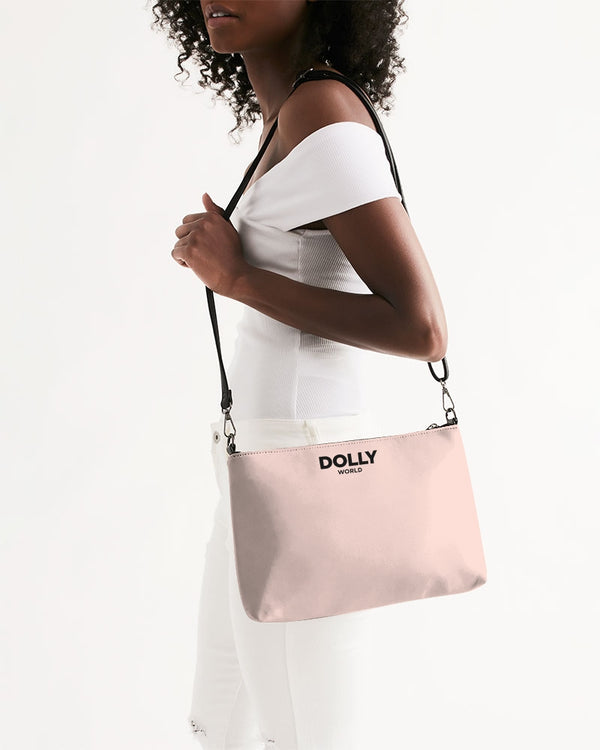 DOLLY WORLD BALLET BLUSH Daily Zip Pouch