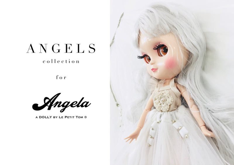 [ OUTLET] ANGELA Doll clothing DOLLY's BOHO TOP