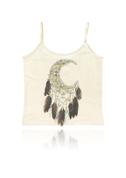 DOLLY by Le Petit Tom ® BOHO moon top - DOLLY by Le Petit Tom ®