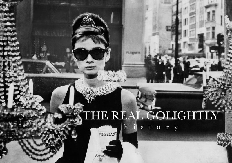 [EXPECTED NOV.] DOLLY GOLIGHTLY Breakfast @ Tiffany's PEARL EARRINGS