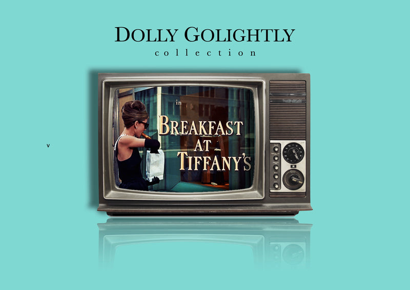 DOLLY GOLIGHTLY Breakfast @ Tiffany's SATIN MAXI TUTU DRESS SET INCL. JEWELRY black