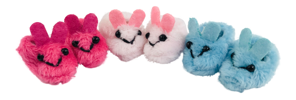 ANGELA Doll RABBIT PLUSH SHOES SLIPPERS more colors