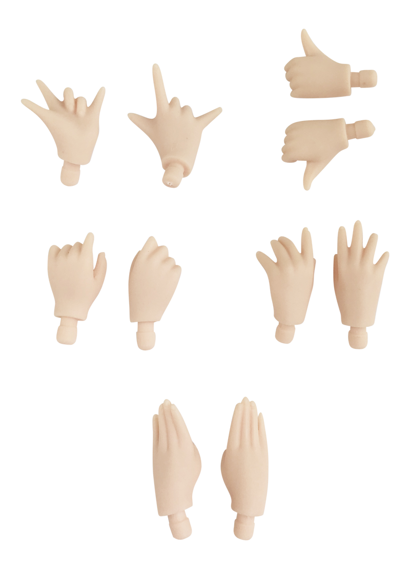 [ PRE ORDER *] ANGELA Doll HAND SETS  - loose hands with different gestures