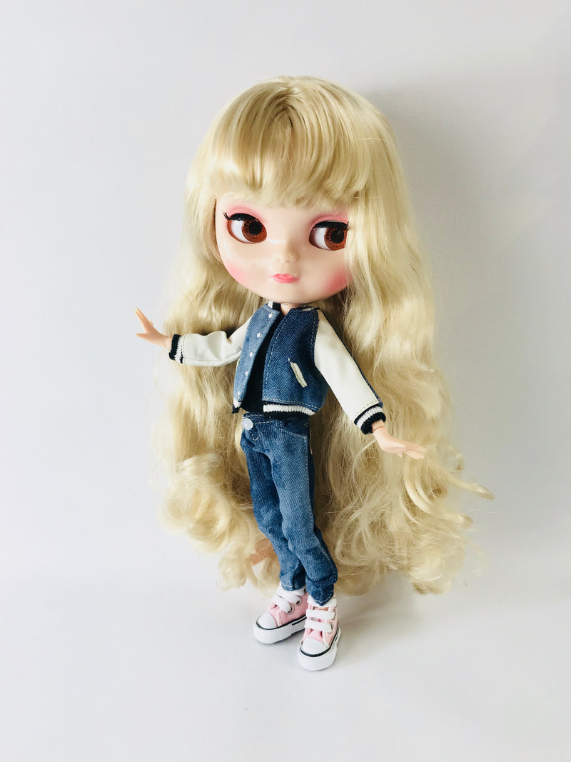 ANGELA Doll CONVERSE SNEAKERS SHOES pink