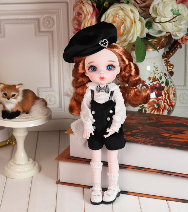 LUCKY Doll BJD doll 'PEARL' fashion doll 30cm