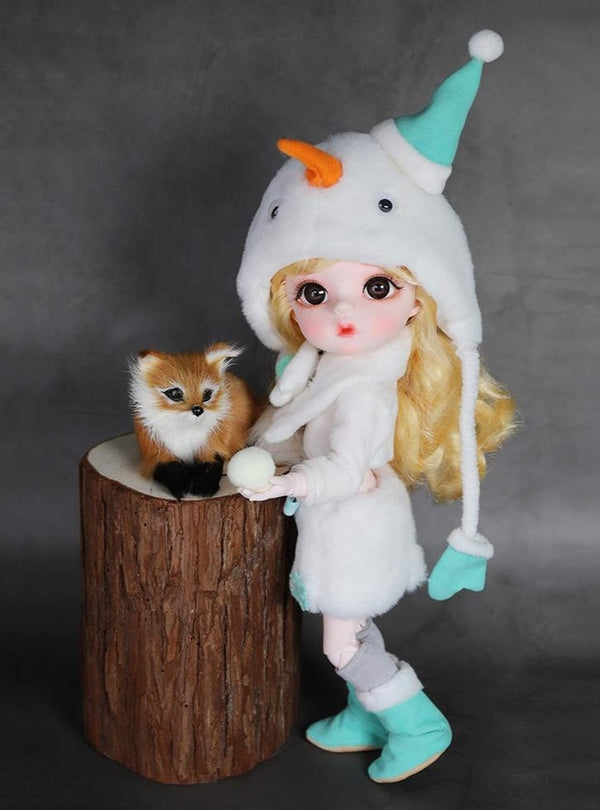 LUCKY Doll BJD doll 'MICHELLE' fashion doll 30cm