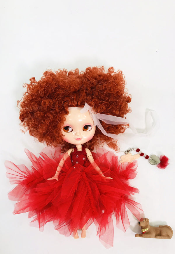 ANGELA Doll clothing DOLLY's 'Beauties & Beasts' ANNIE TUTU DRESS