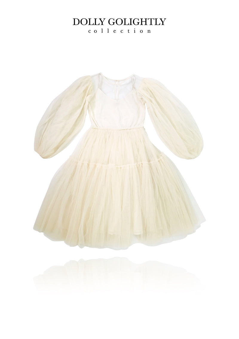 DOLLY GOLIGHTLY TEA TUTU DRESS I ♥coffee