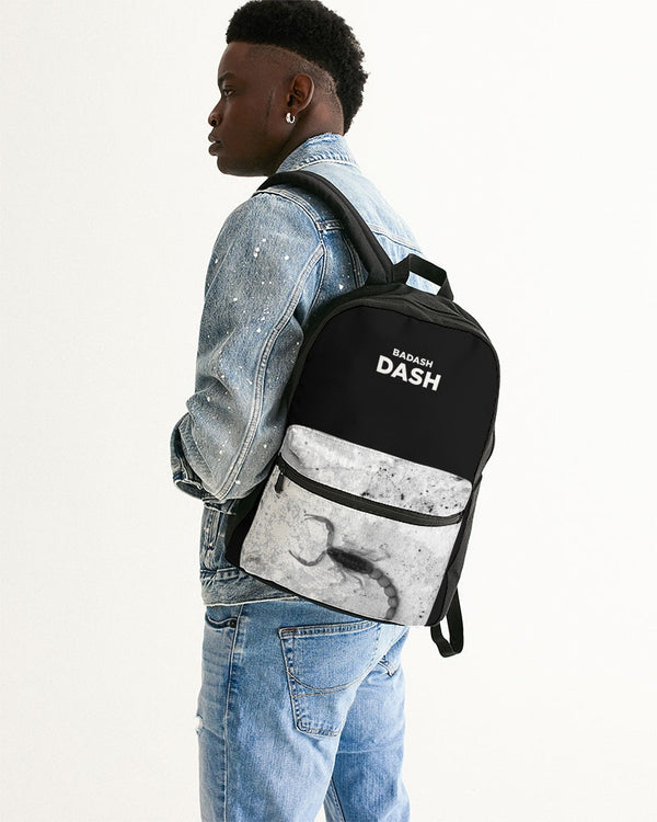 BADASH Small Canvas Backpack