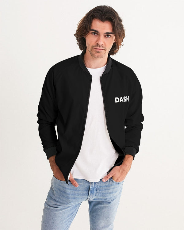 DASH AWAY PLANE WINDOW Men's Bomber Jacket