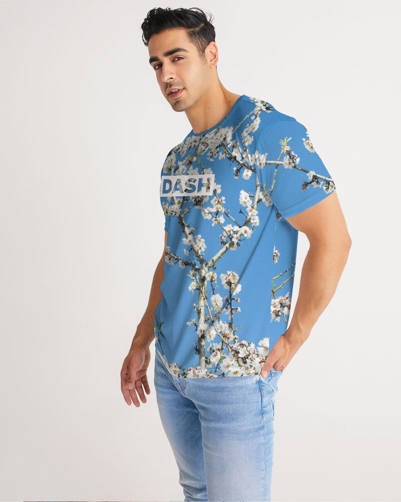 DASH GOGH REAL ALMOND ART Men's Tee
