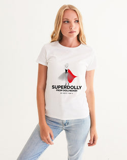 SUPER DOLLY Women's Graphic Tee