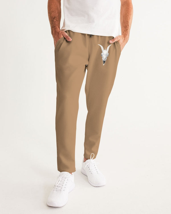 DASH CAPRICORN SKULL BROWN Men's Joggers