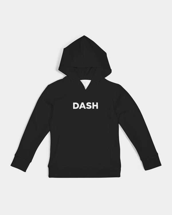 DASH AWAY PLANE WINDOW Kids Hoodie