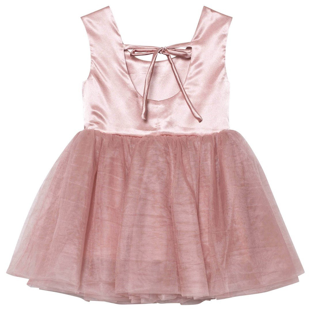 DOLLY by Le Petit Tom ® BALLET DRESS dusty pink - DOLLY by Le Petit Tom ®