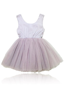 DOLLY by Le Petit Tom ® SIGNATURE BALLET DRESS violet - DOLLY by Le Petit Tom ®