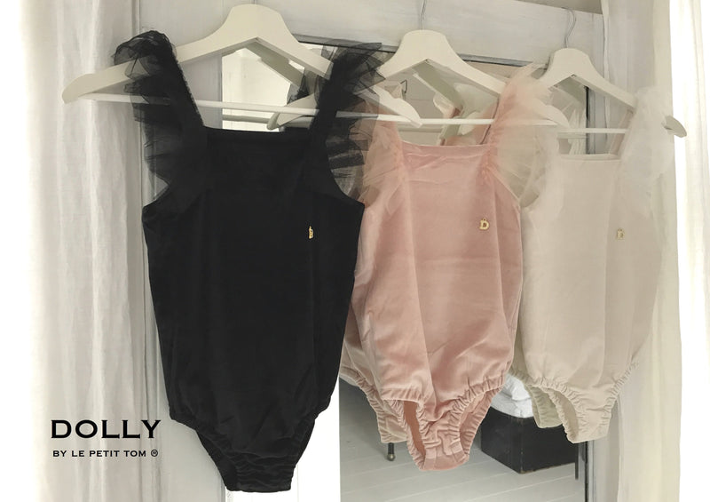 DOLLY by Le Petit Tom ® VELVET THE BODY ballet pink - DOLLY by Le Petit Tom ®
