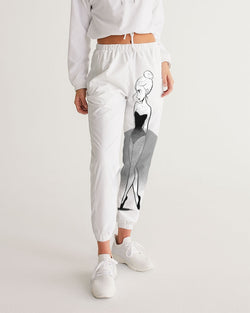 DOLLY DOODLING Ballerina Women's Track Pants